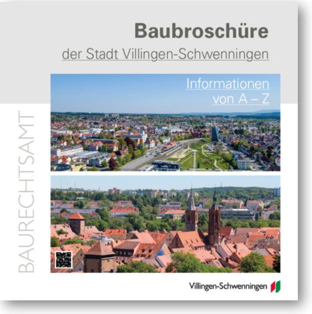 Titelbild mit jeweils einer Fotoansicht auf Villingen und Schwenningen